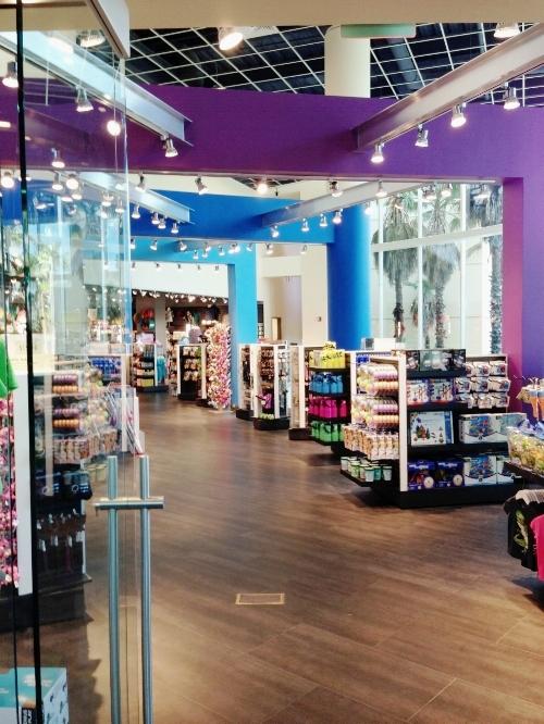 Orlando Science Center - Store Entrance