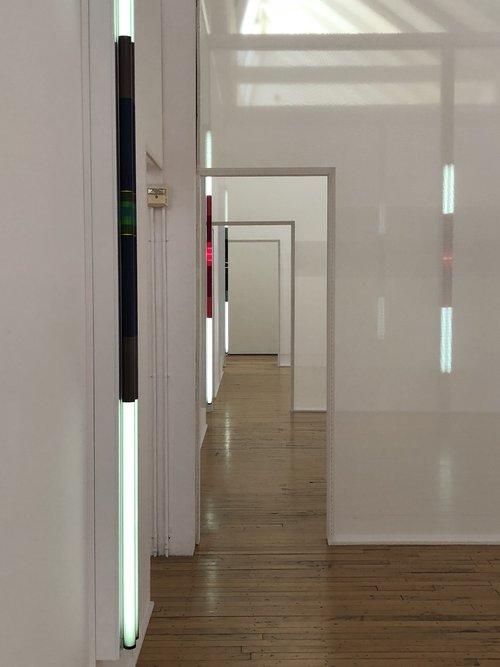 Light Art at Dia:Beacon - Touba Alipour — Edison Projects