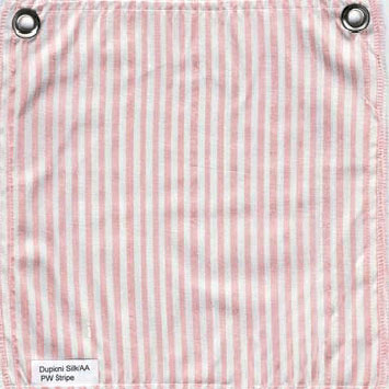 Pink & White Stripe