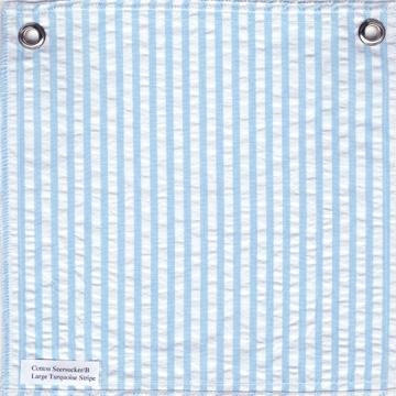 Big Aqua Stripe
