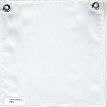 Cotton Batiste White