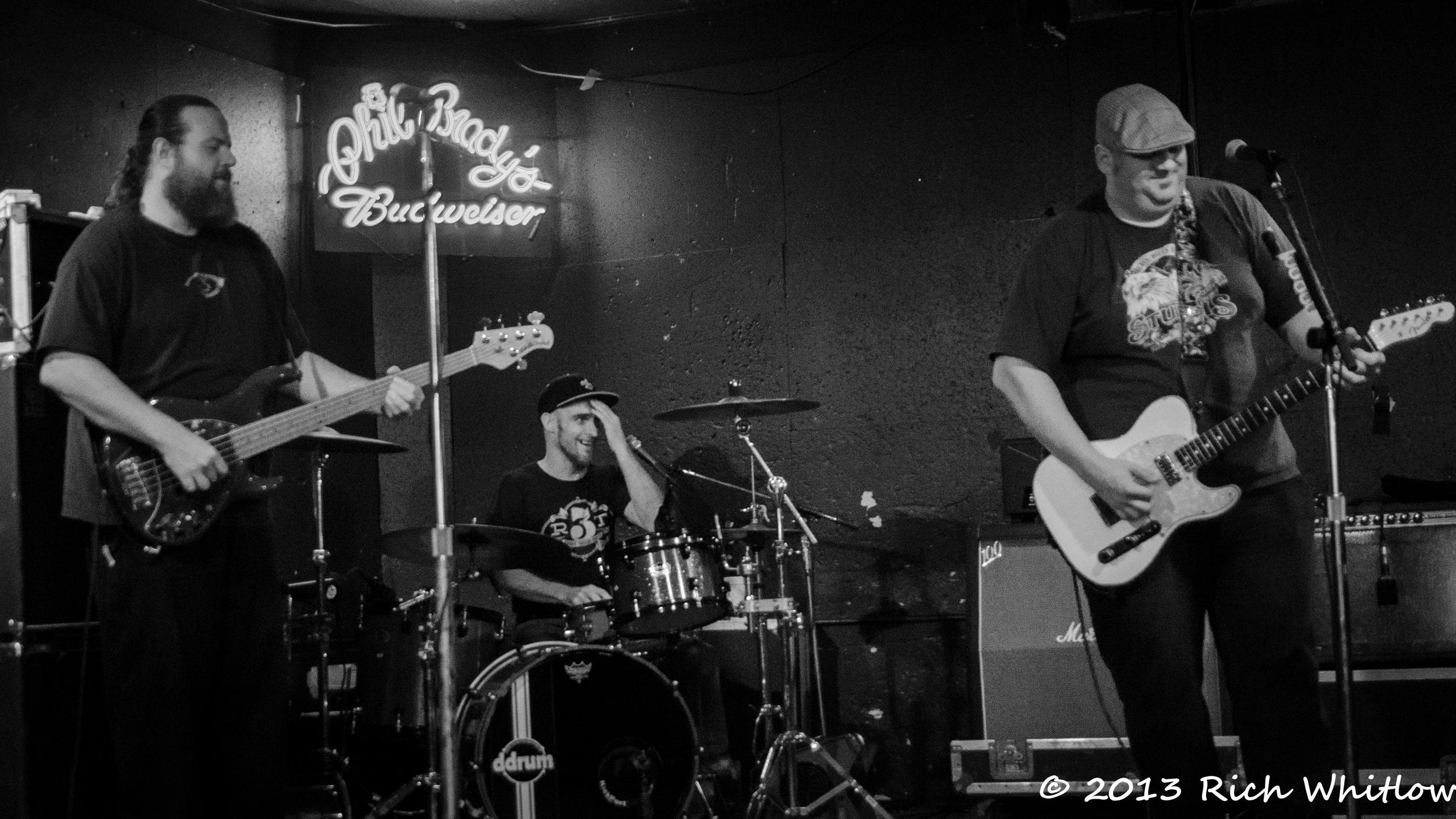 Chris Leblanc Band
