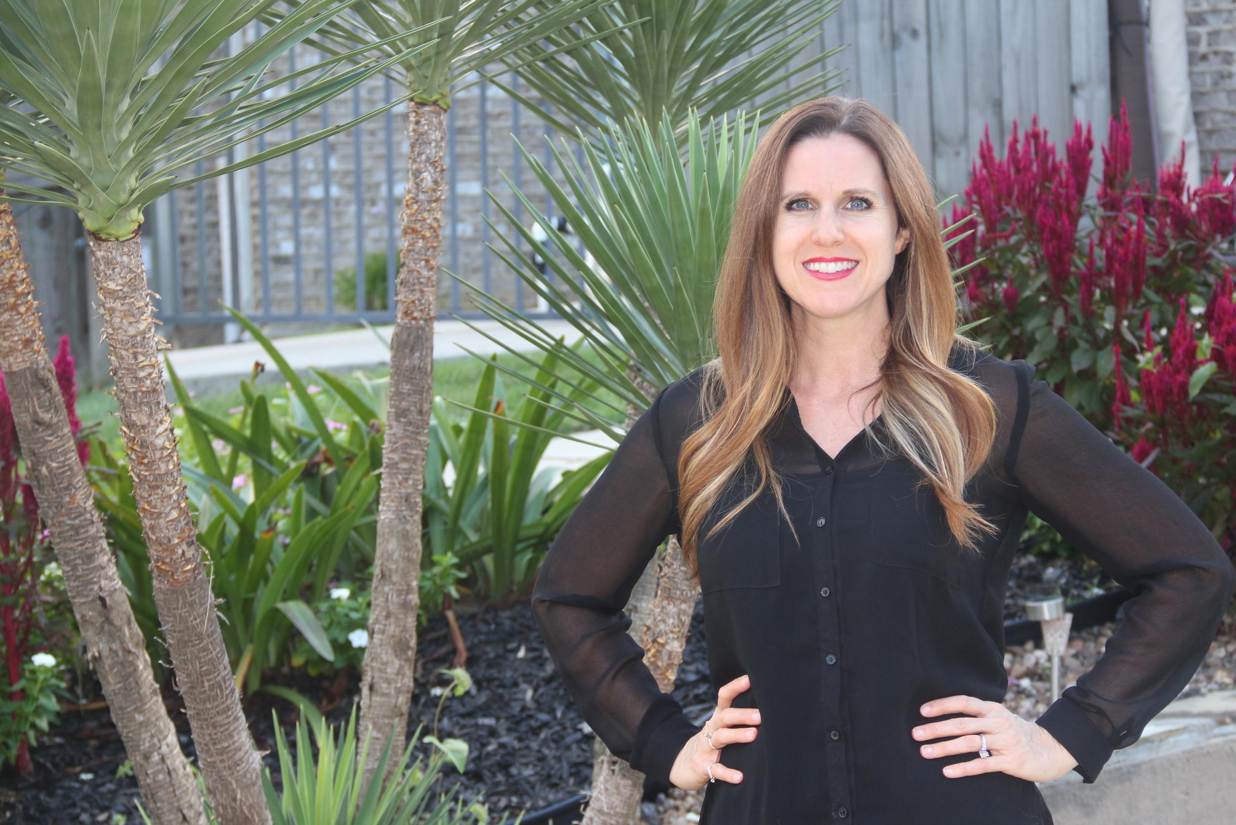 Julie Bridges, Steps of Faith Dance Studio Owner