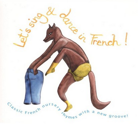 LNL Gift Guide for Dance Students —Let's Sing & Dance in French CD
