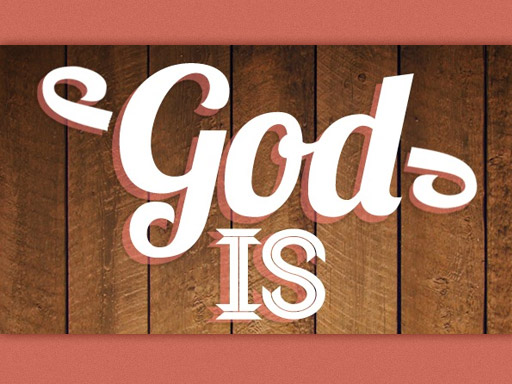 God Is Sermon Series - Missio Dei Church in Asheville, NC