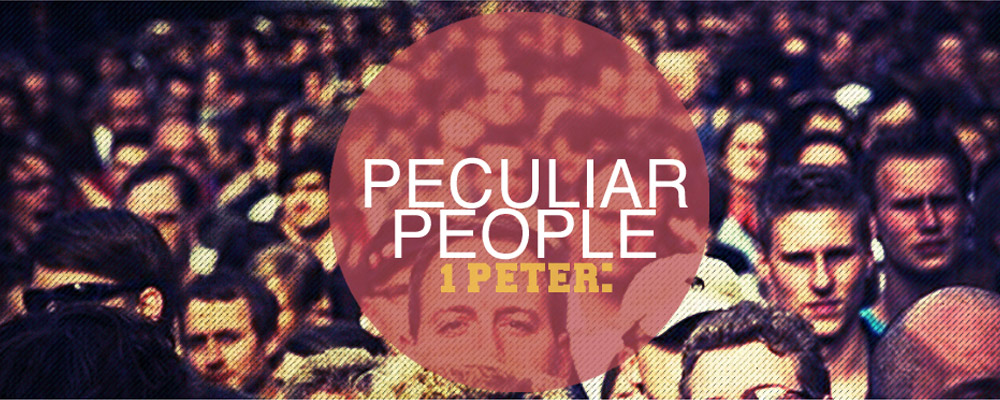 Peculiar People Sermon Series - Missio Dei Church in Asheville, NC