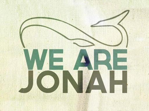 We Are Jonah    June 2012