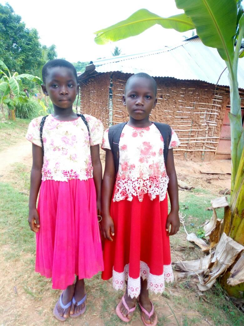 Anitha and Waridi