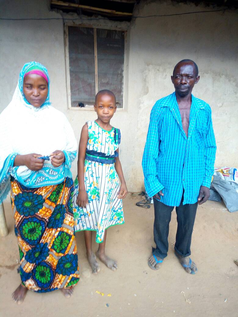 The Kuwala family.