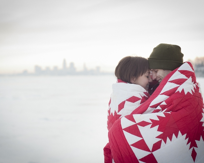 Andy + Megan