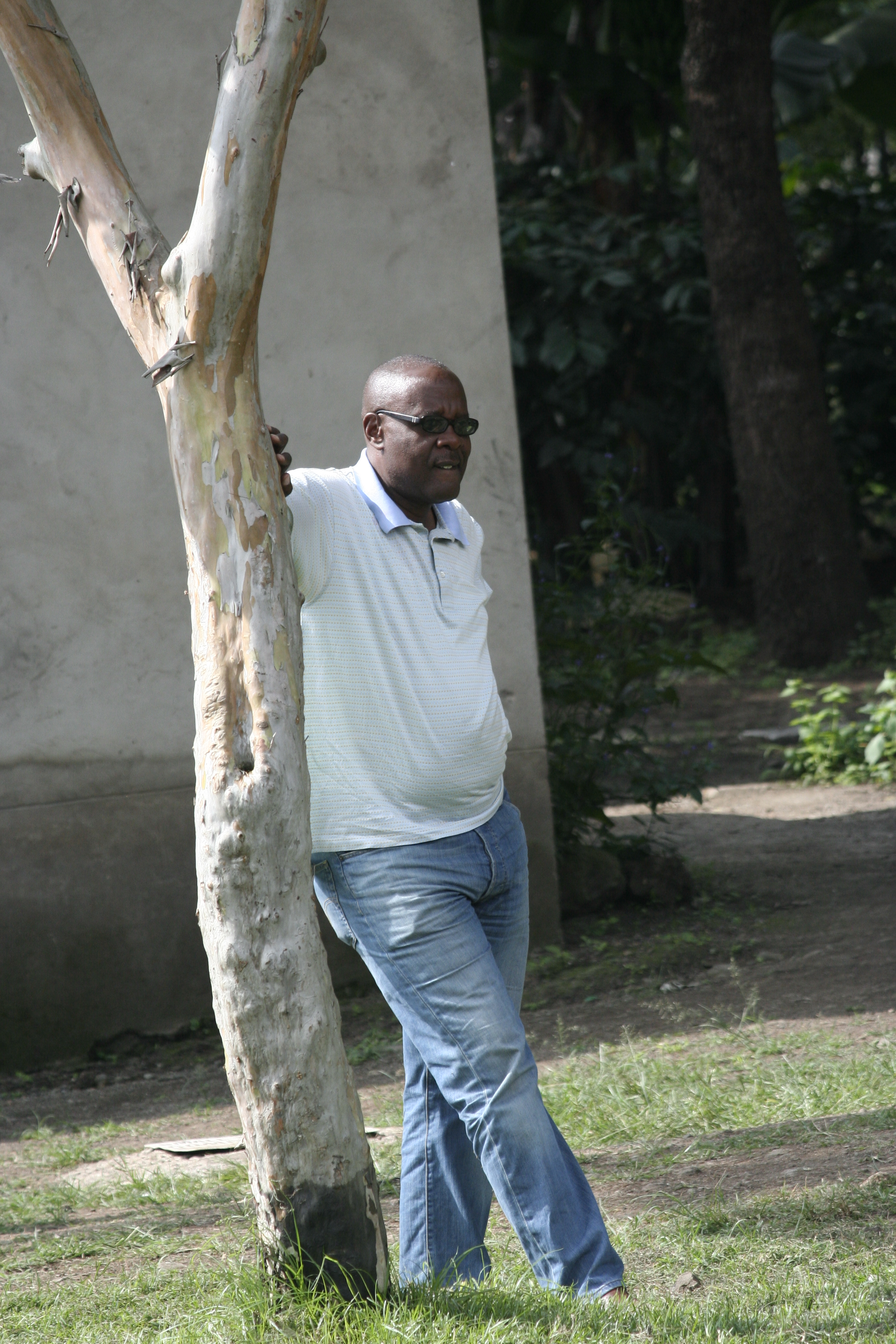 Juma, our Director of Operations