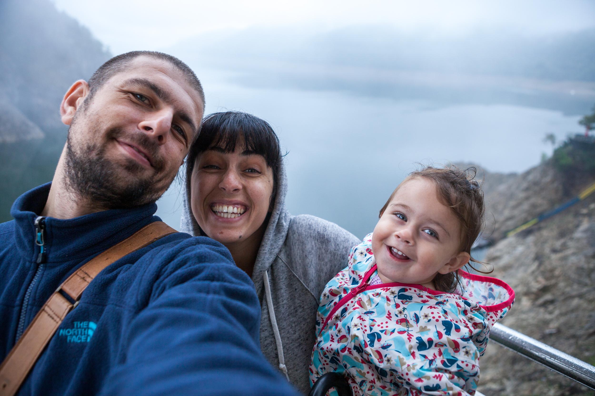 family vacation in Romania