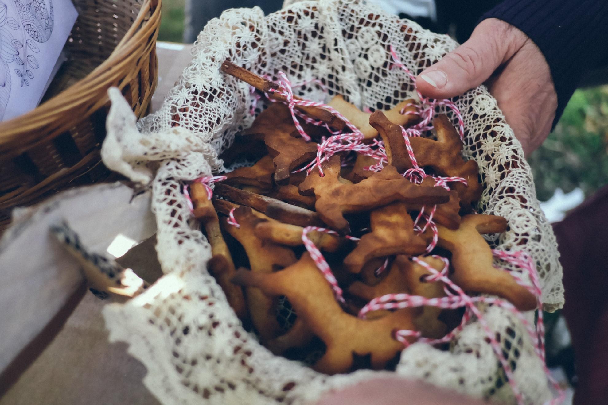 עוגיות צורתיות