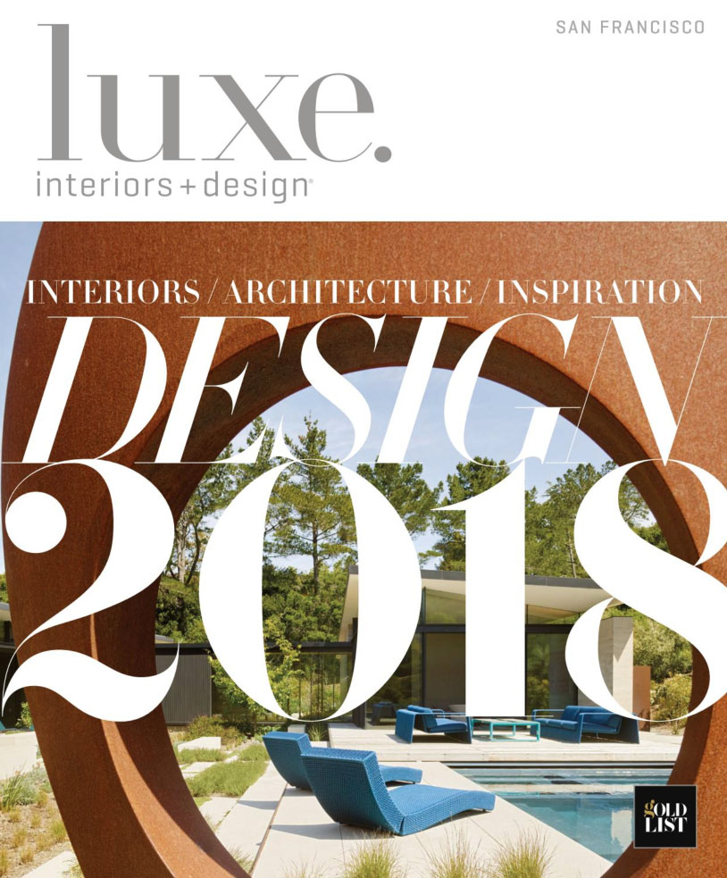 Luxe Interiors + Design January/February 2018
