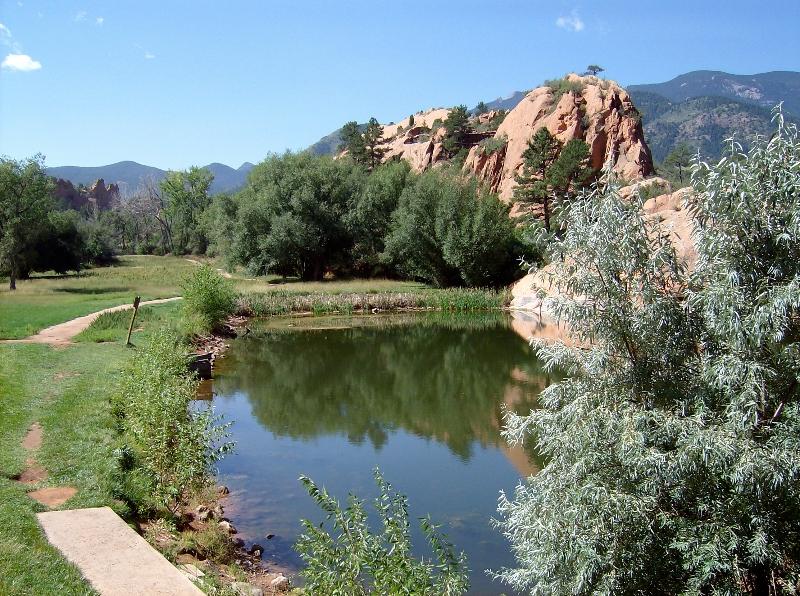 Red Rock Canyon Open Space - Colorado Springs, CO