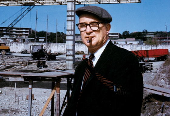 O'Neil Ford - Godfather of Texas Modern Architecture