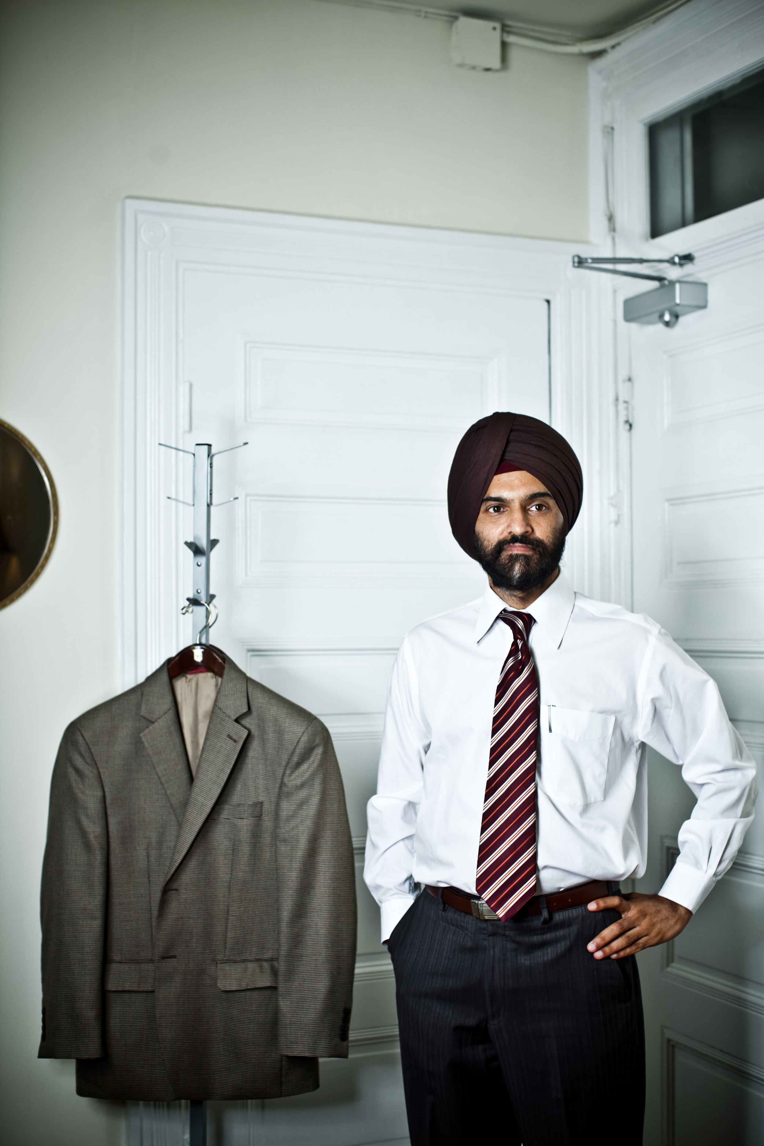 Indian Economic Counselor Bhupinder Bhalla