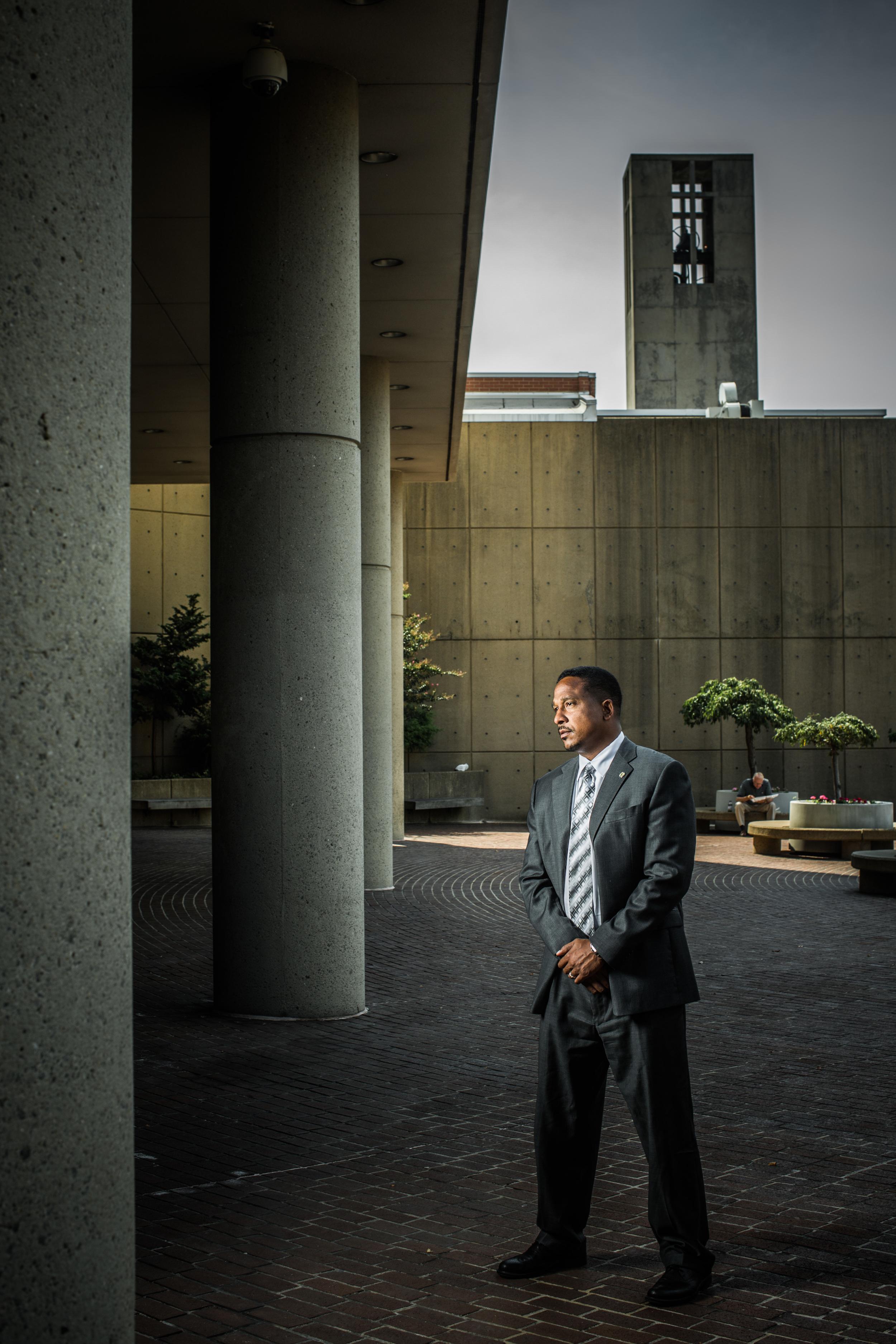US District Attorney for DC Ronald Machen