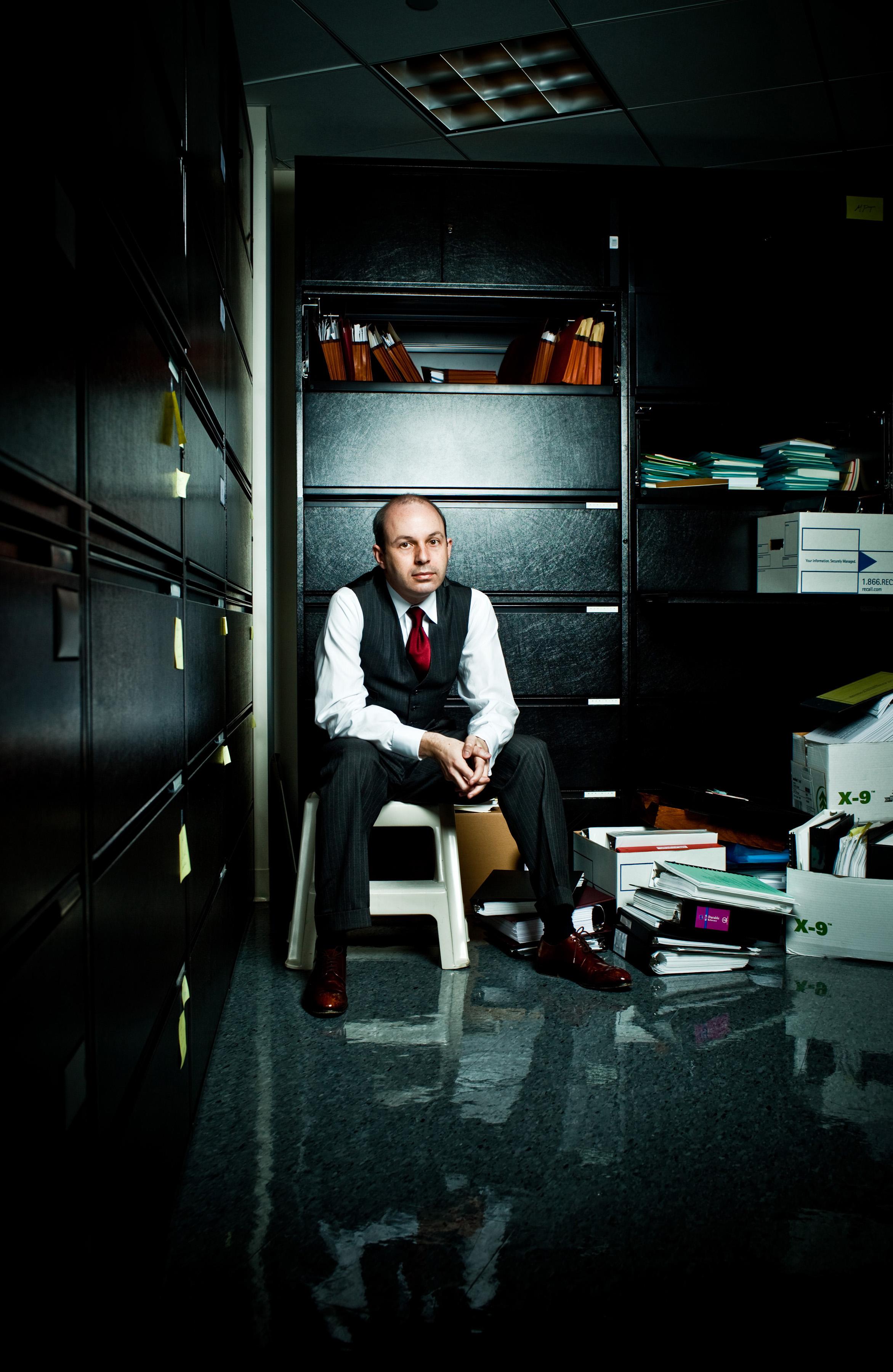 Lawyer Tom Goodstein