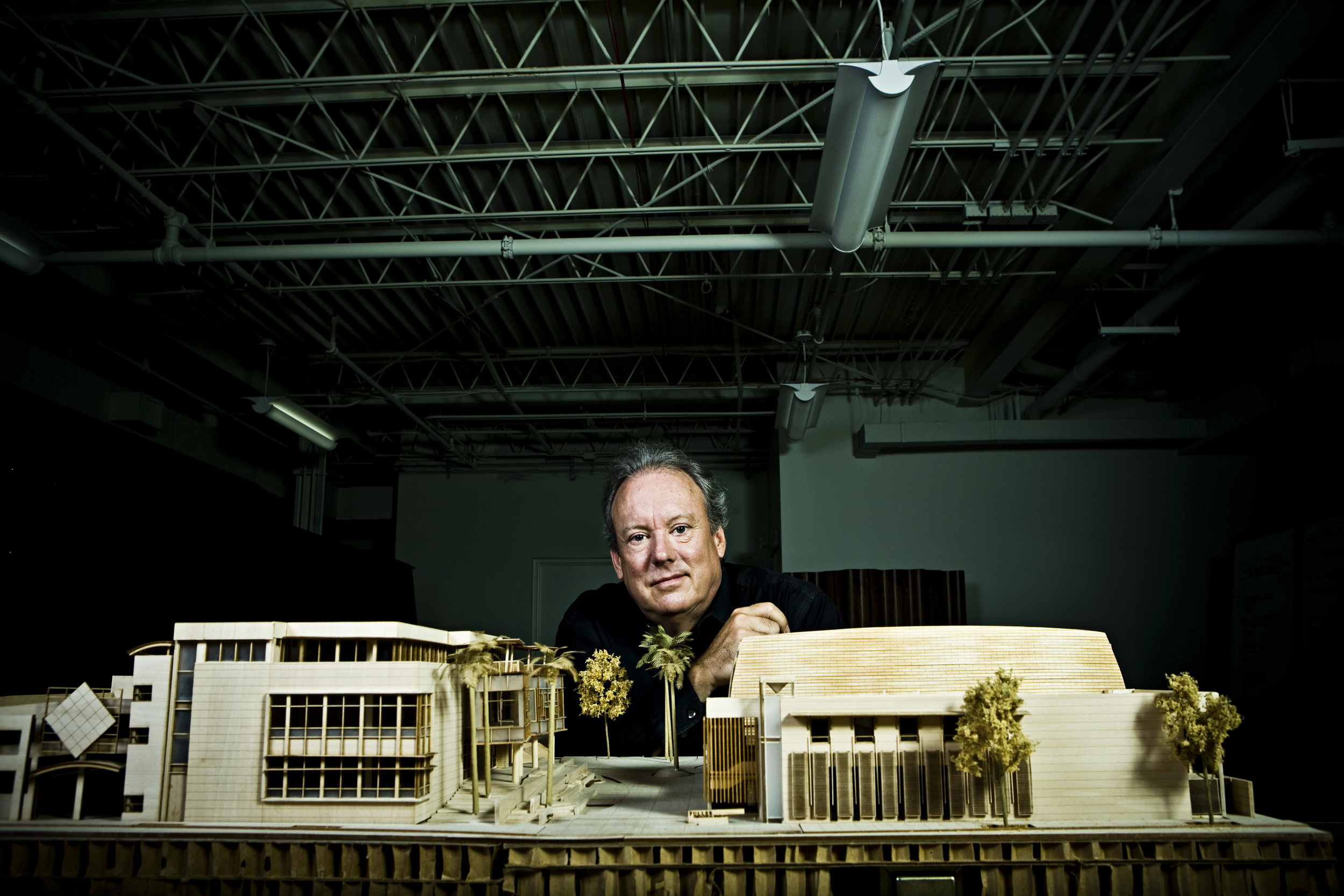 Architect William McDonough