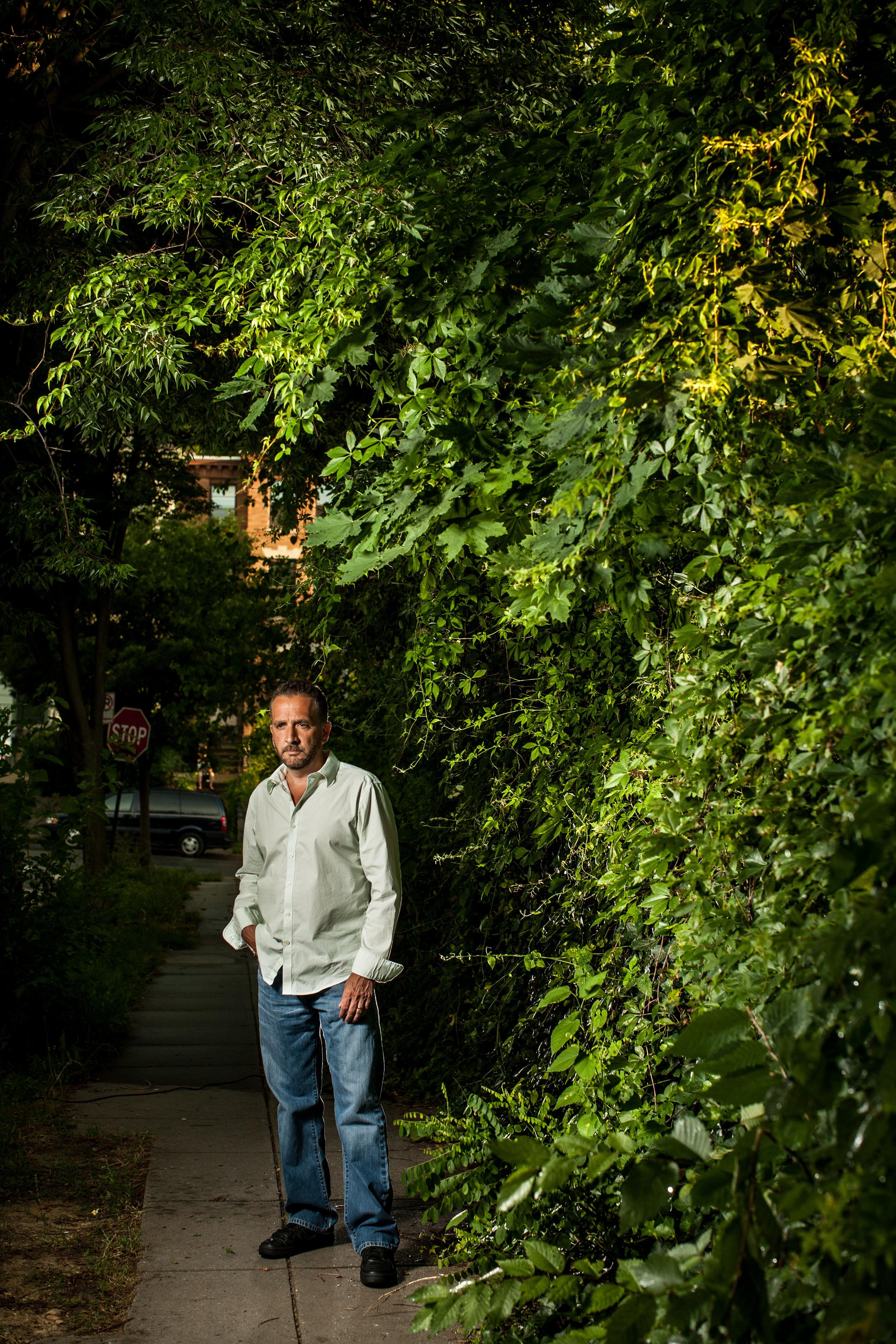 Author George Pelecanos