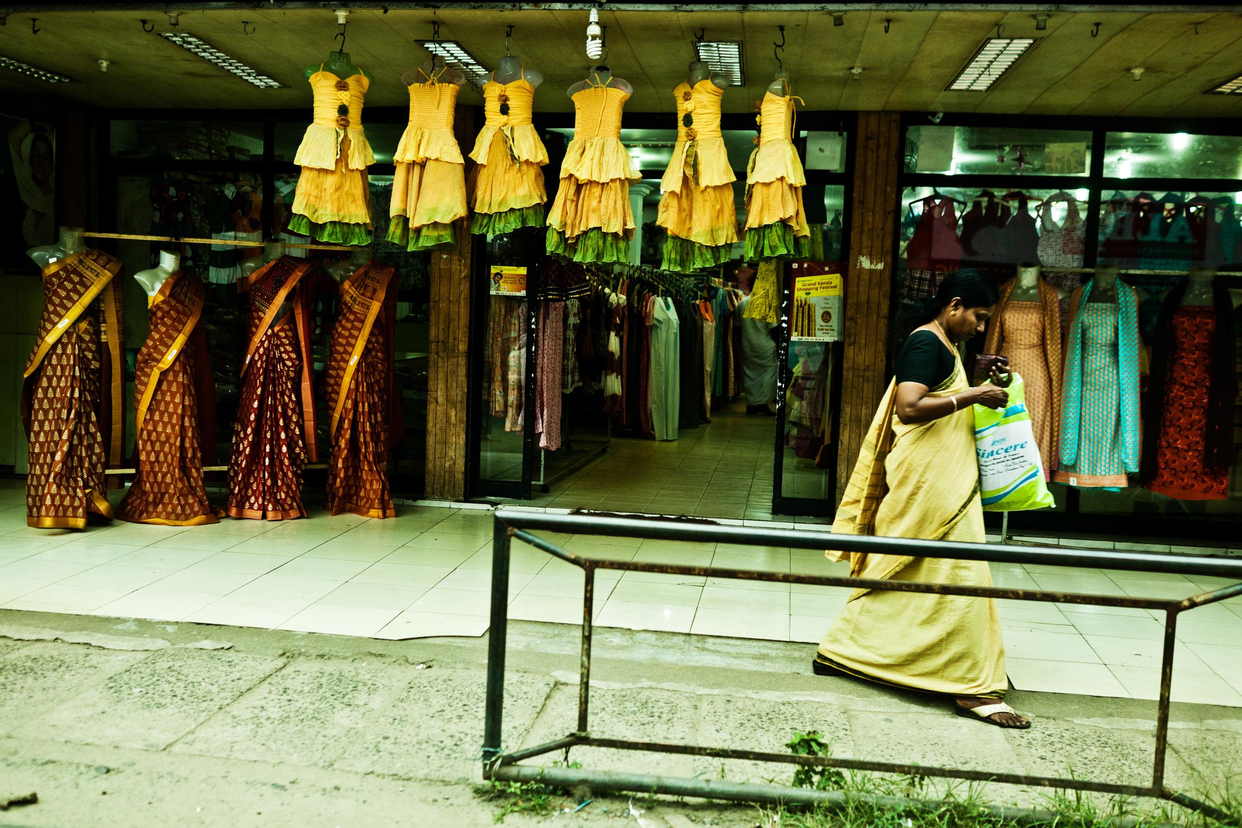 Kerala in Passing