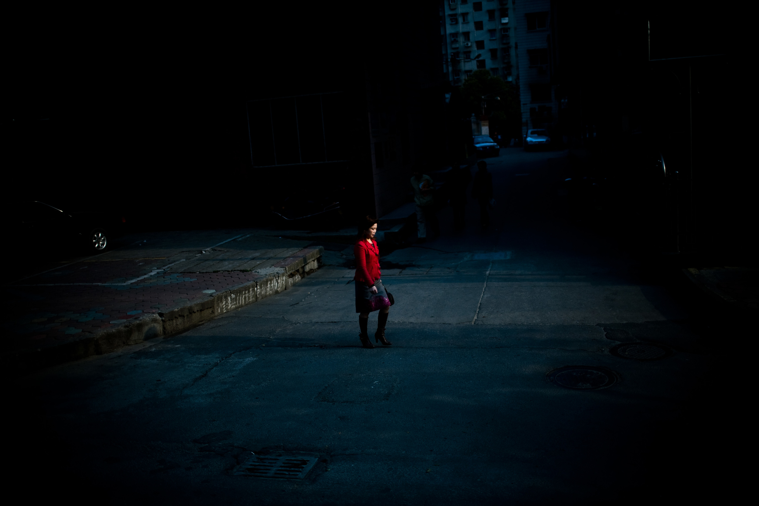 Alone in China