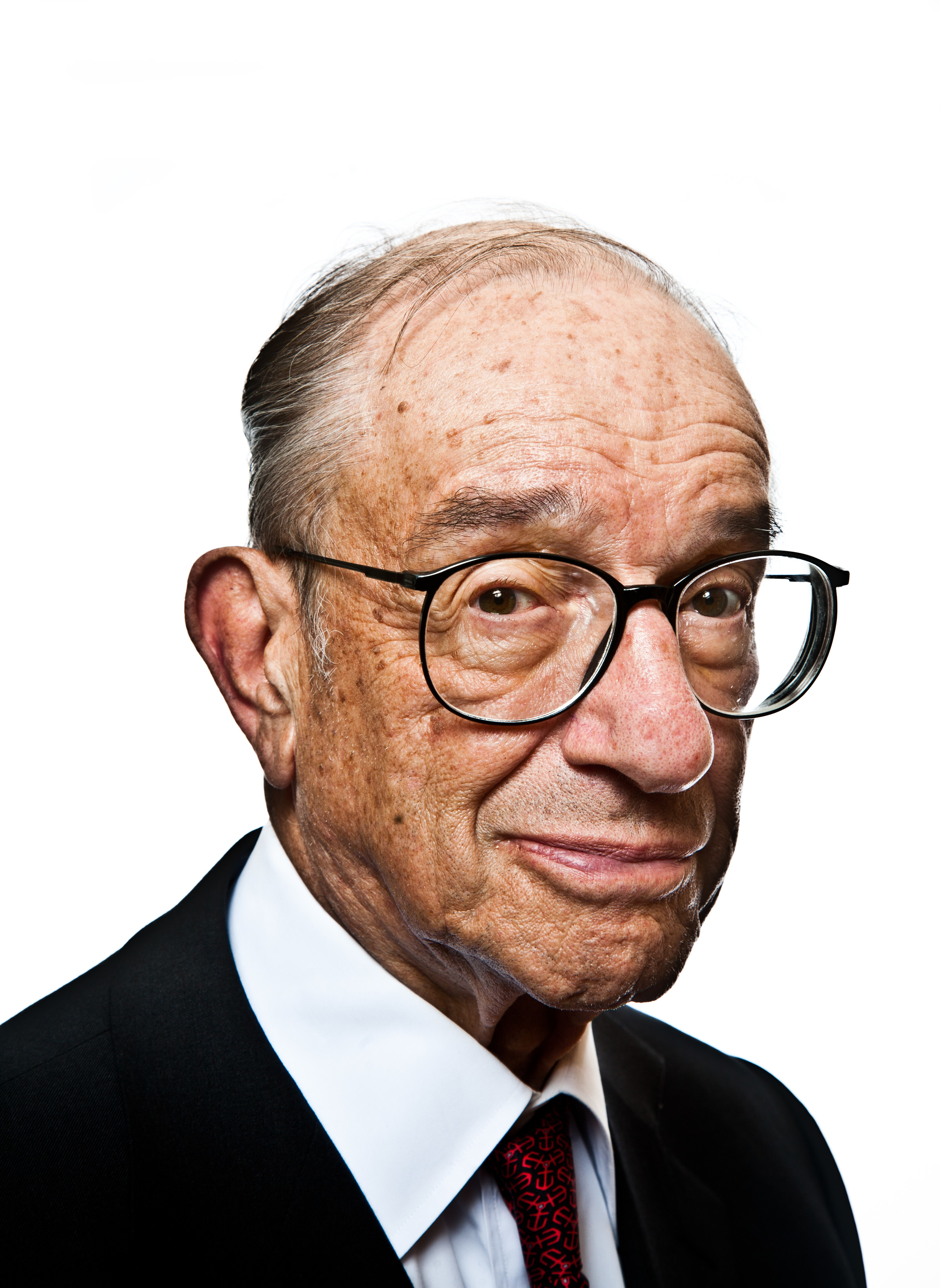 Former Chairman of the Federal Reserve Alan Greenspan