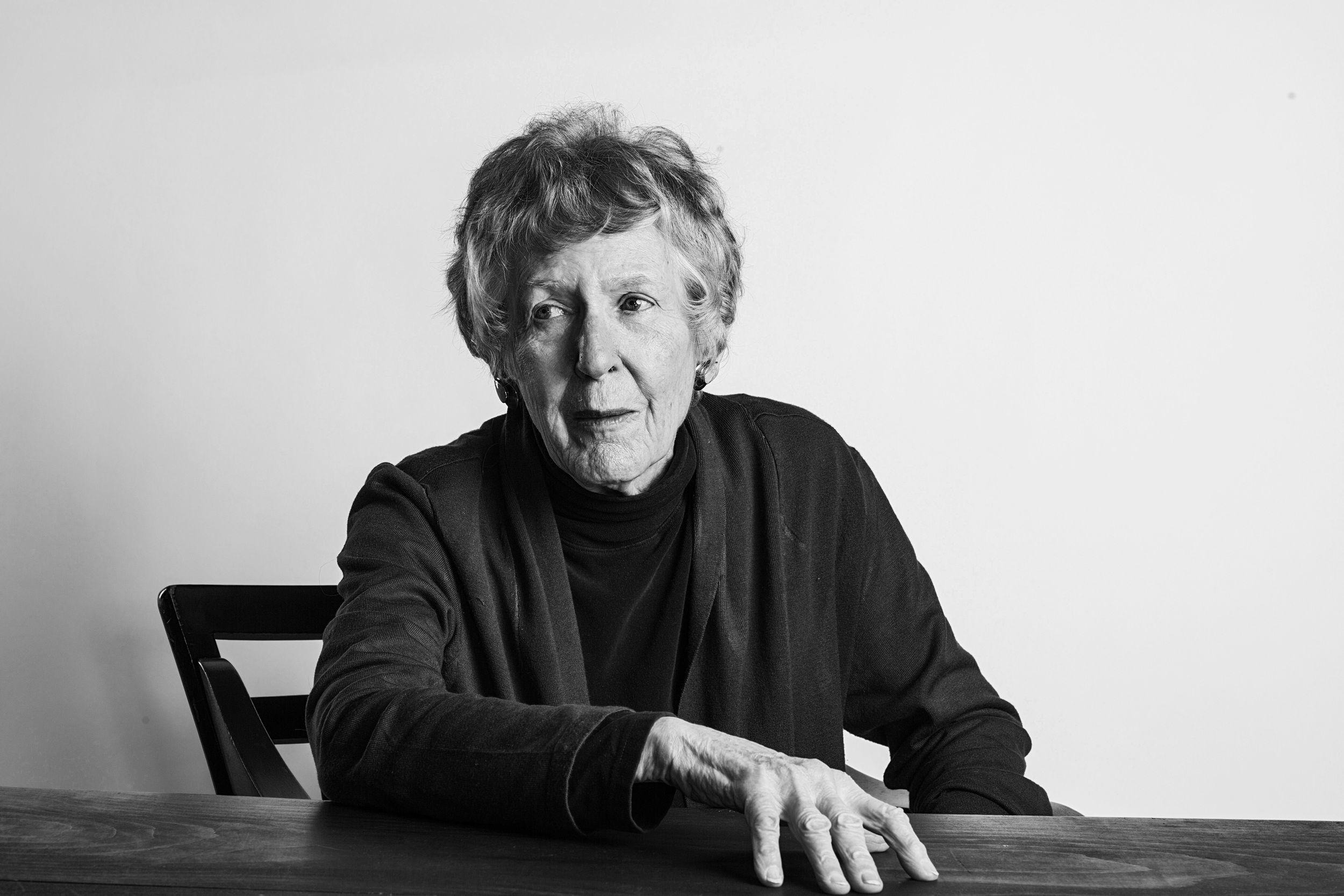 Politics & Prose co-founder Barbara Meade