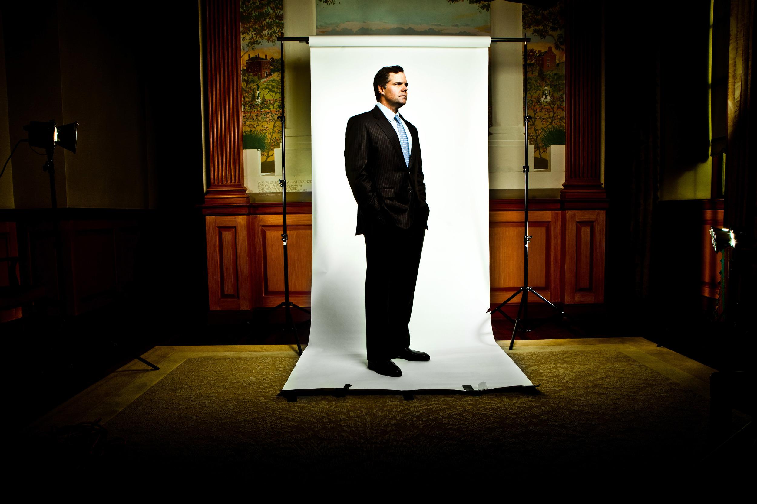 MGM Mirage CEO Jim Murren