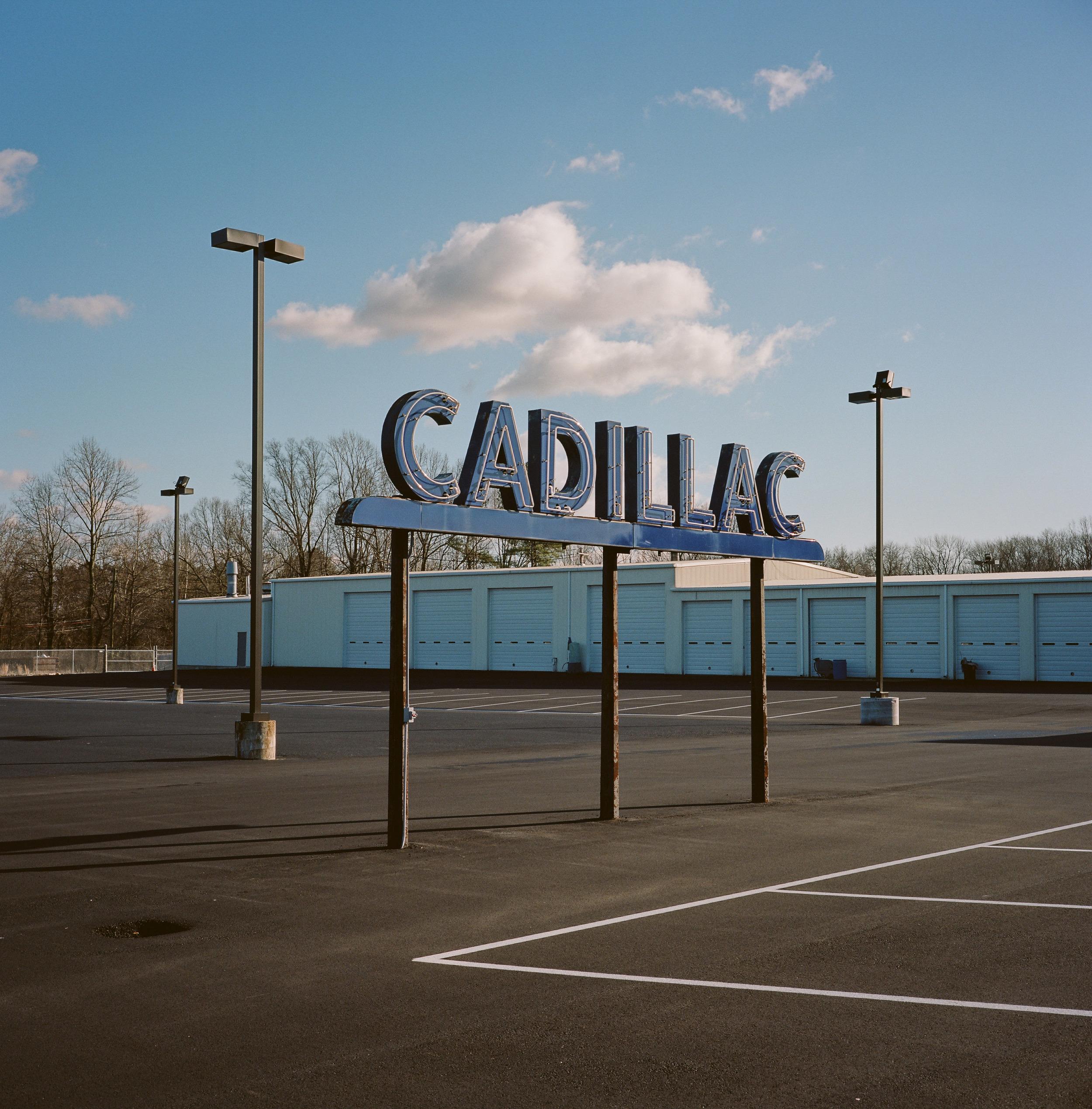 Closed Car Dealerships