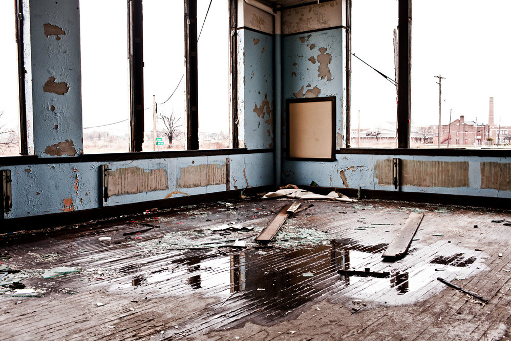 Closed Detroit Schools