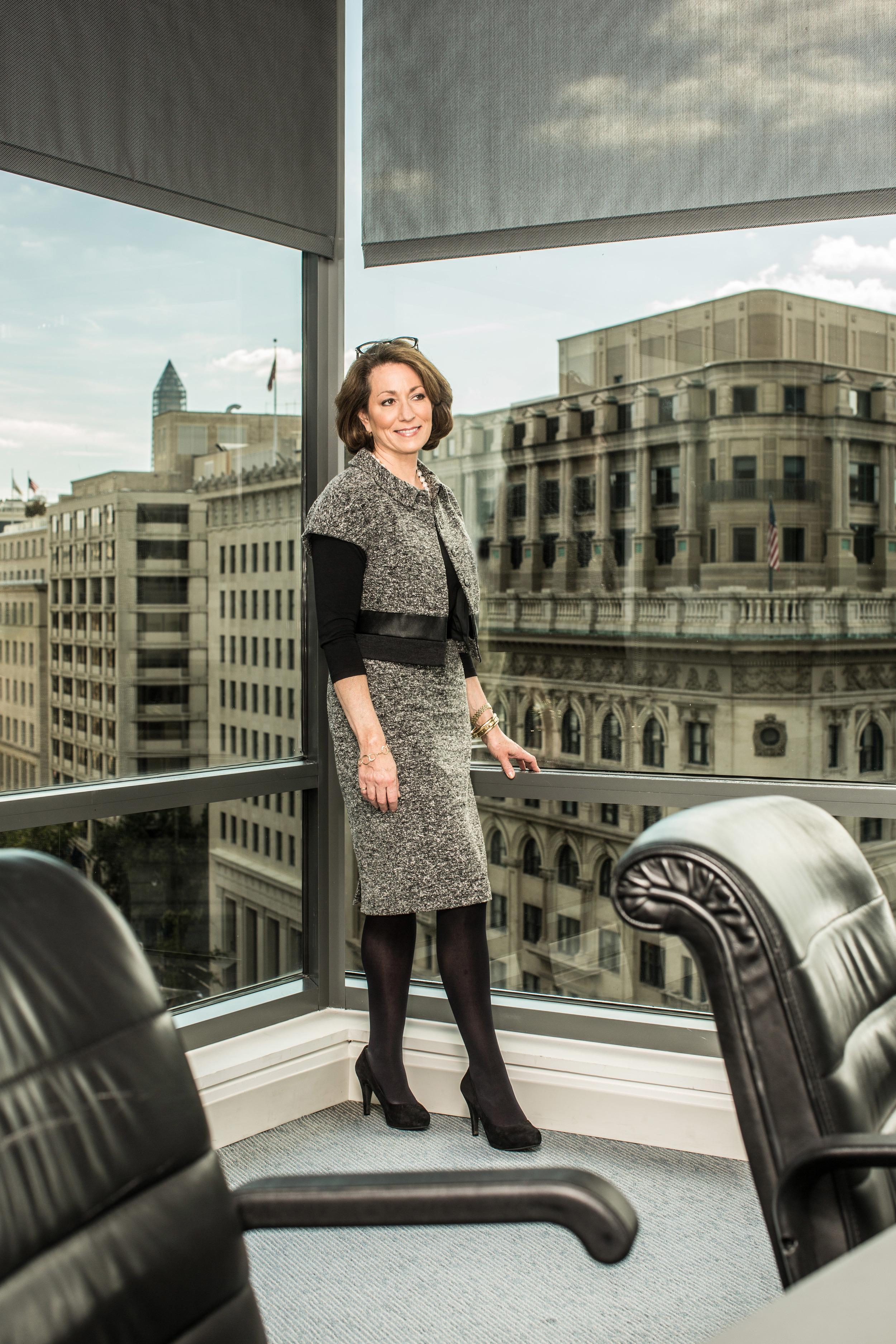 Bloomberg News Executive Editor Susan Goldberg