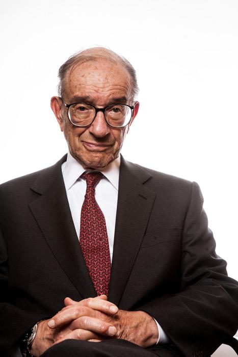 Alan Greenspan, for L'Express, September 2007