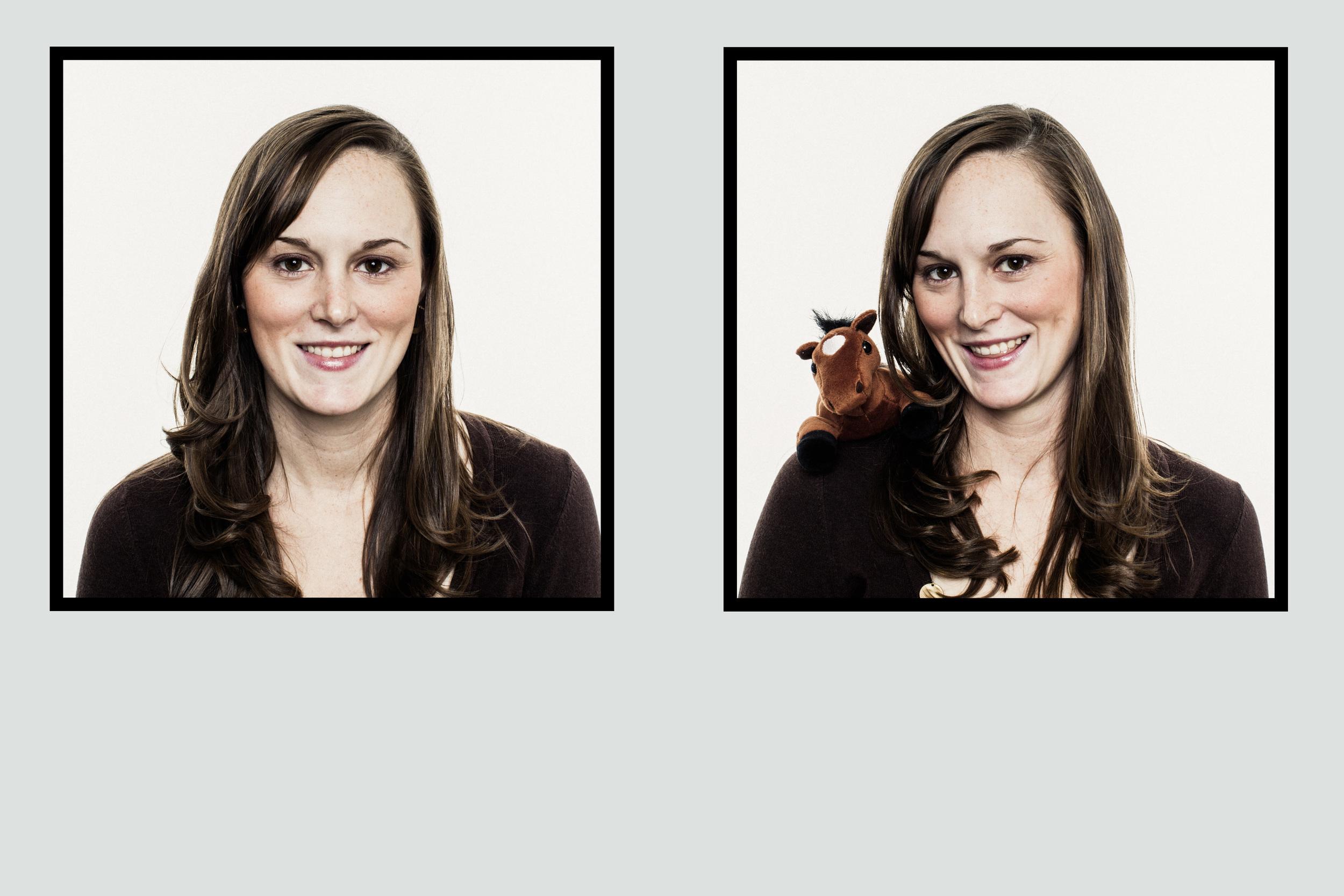 Headshots for New Media Strategies employees
