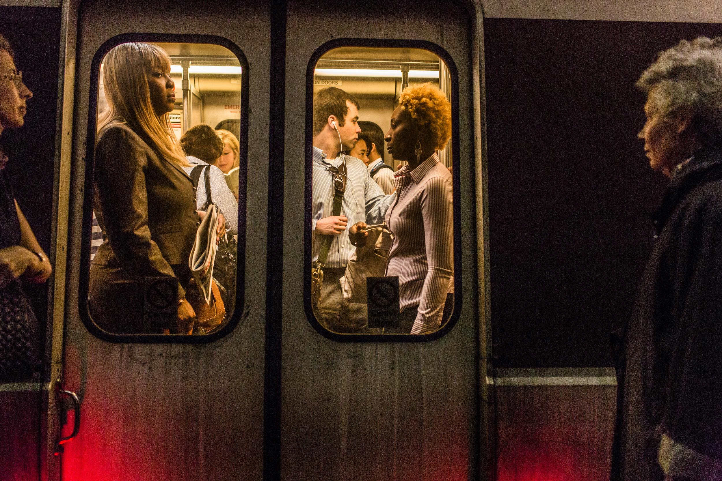 Washington DC Metro System