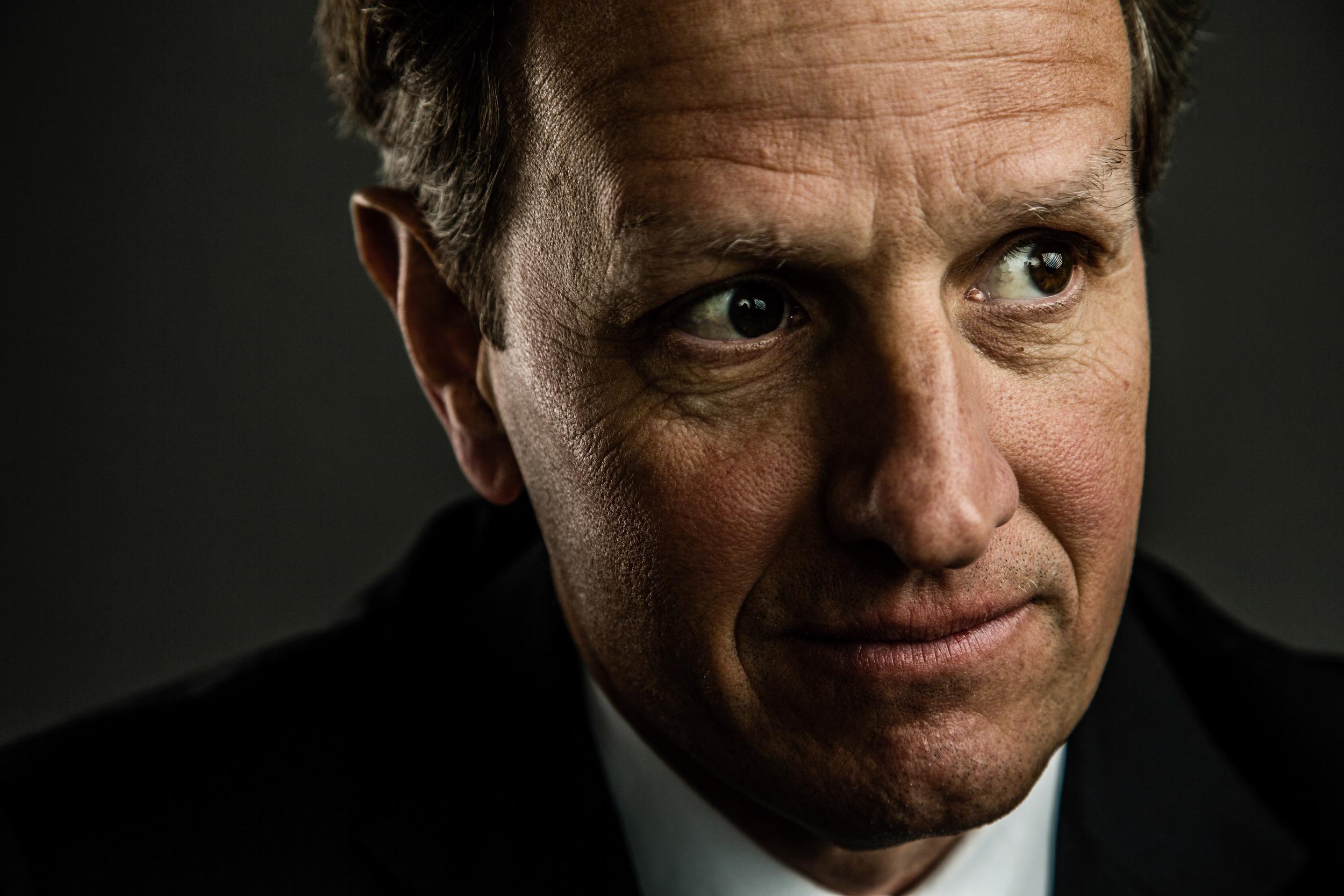 Timothy Geithner for WSJ.Money