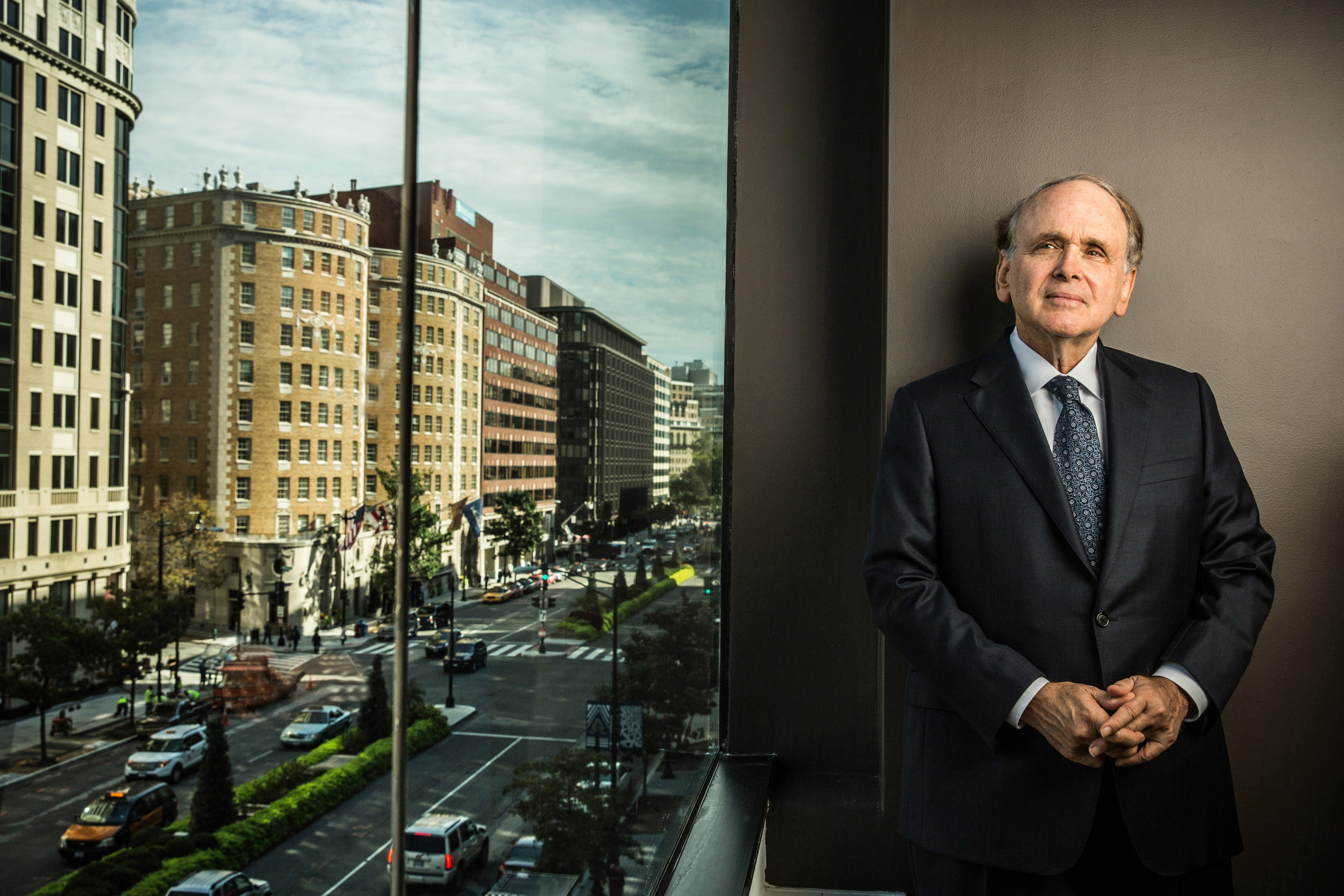 Pulitzer Prize-winning author Daniel Yergin