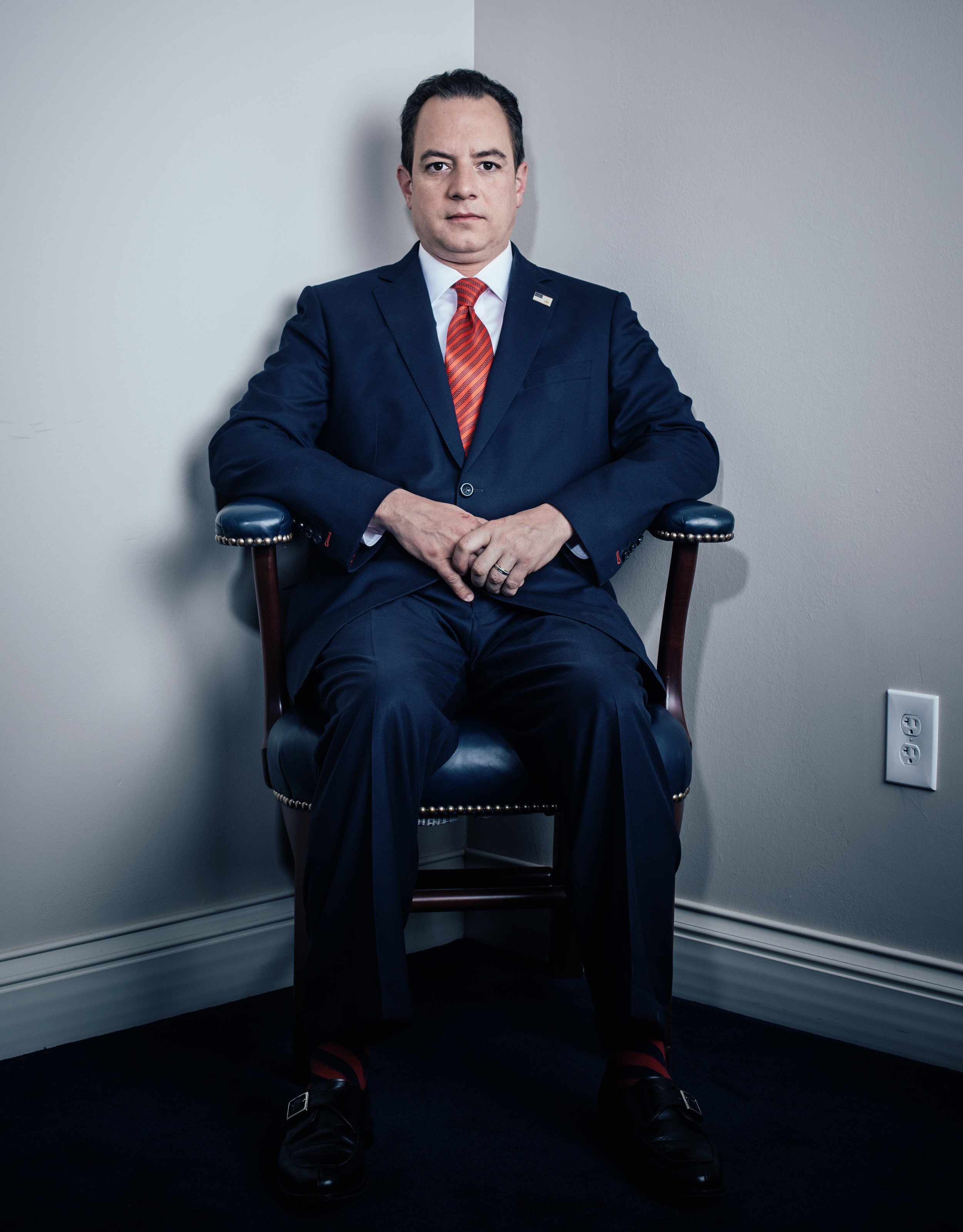 RNC Chairman Reince Priebus for TIME