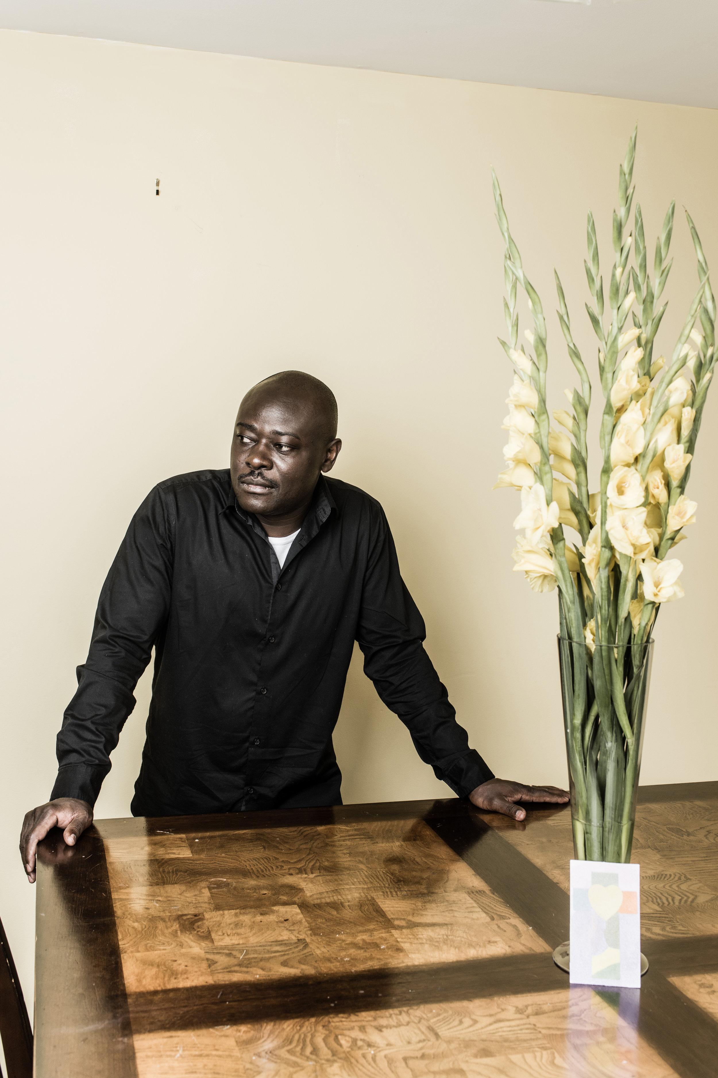Author Helon Habila