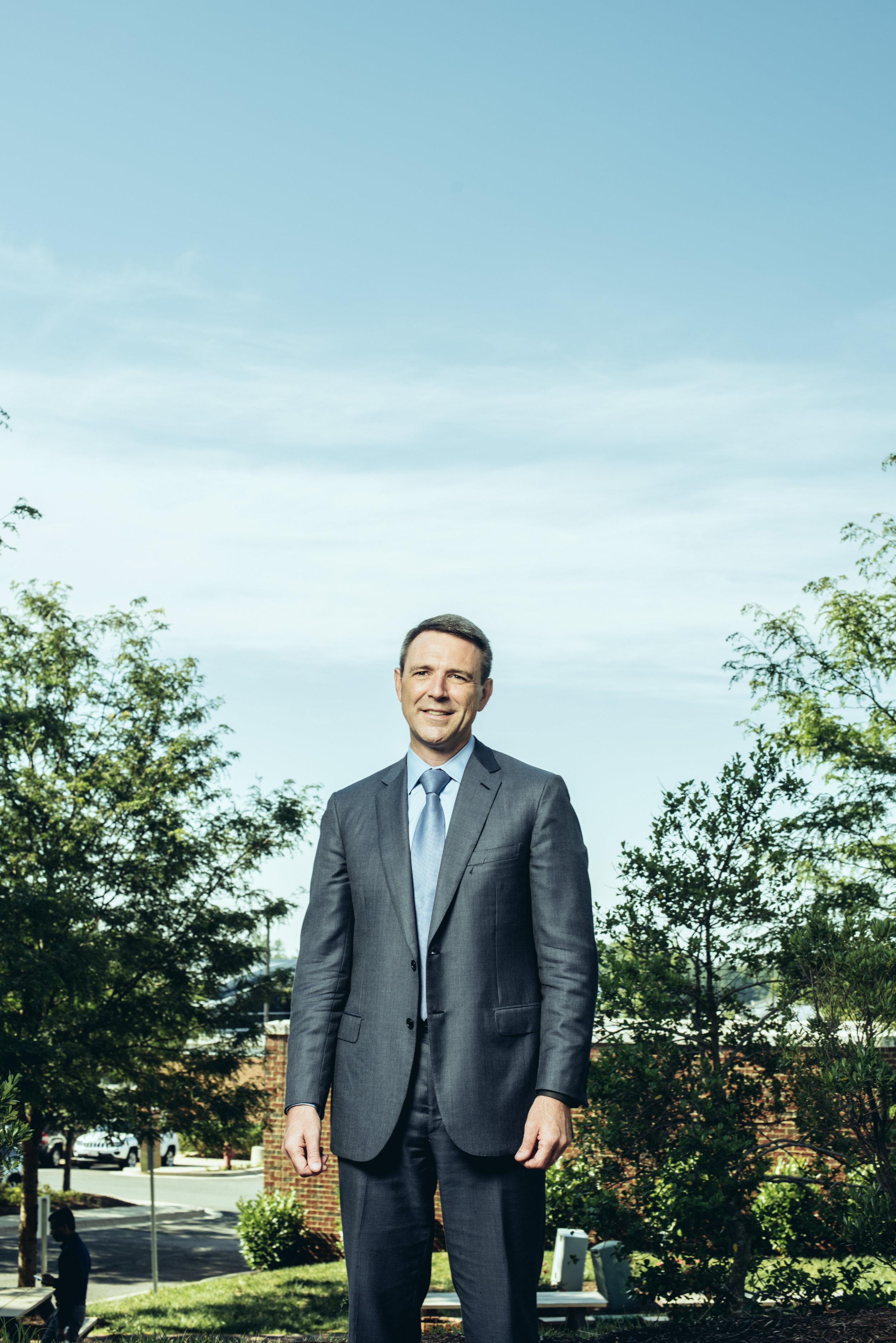 Inovalan CEO Keith Dunleavy