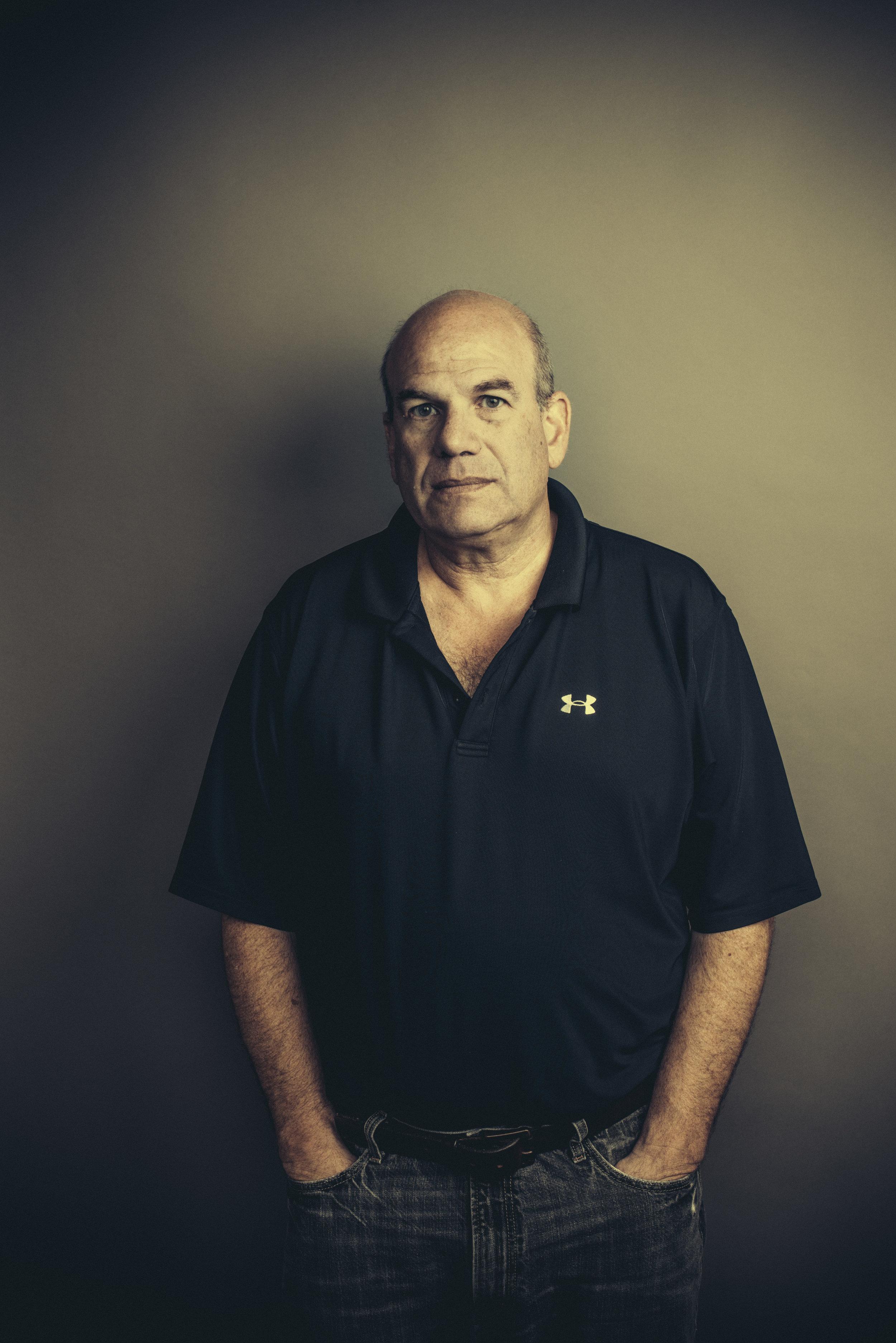 Writer David Simon