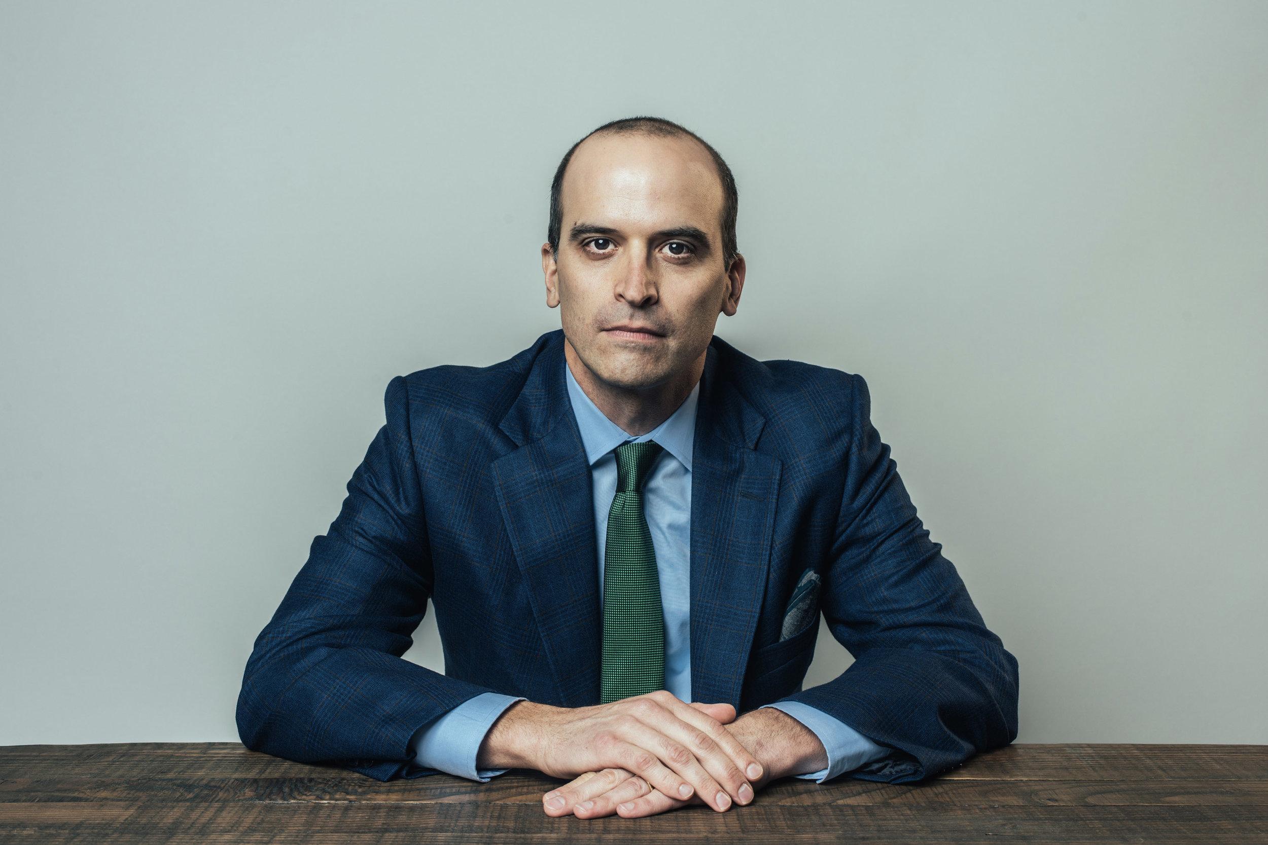 New York Times journalist David Leonhardt