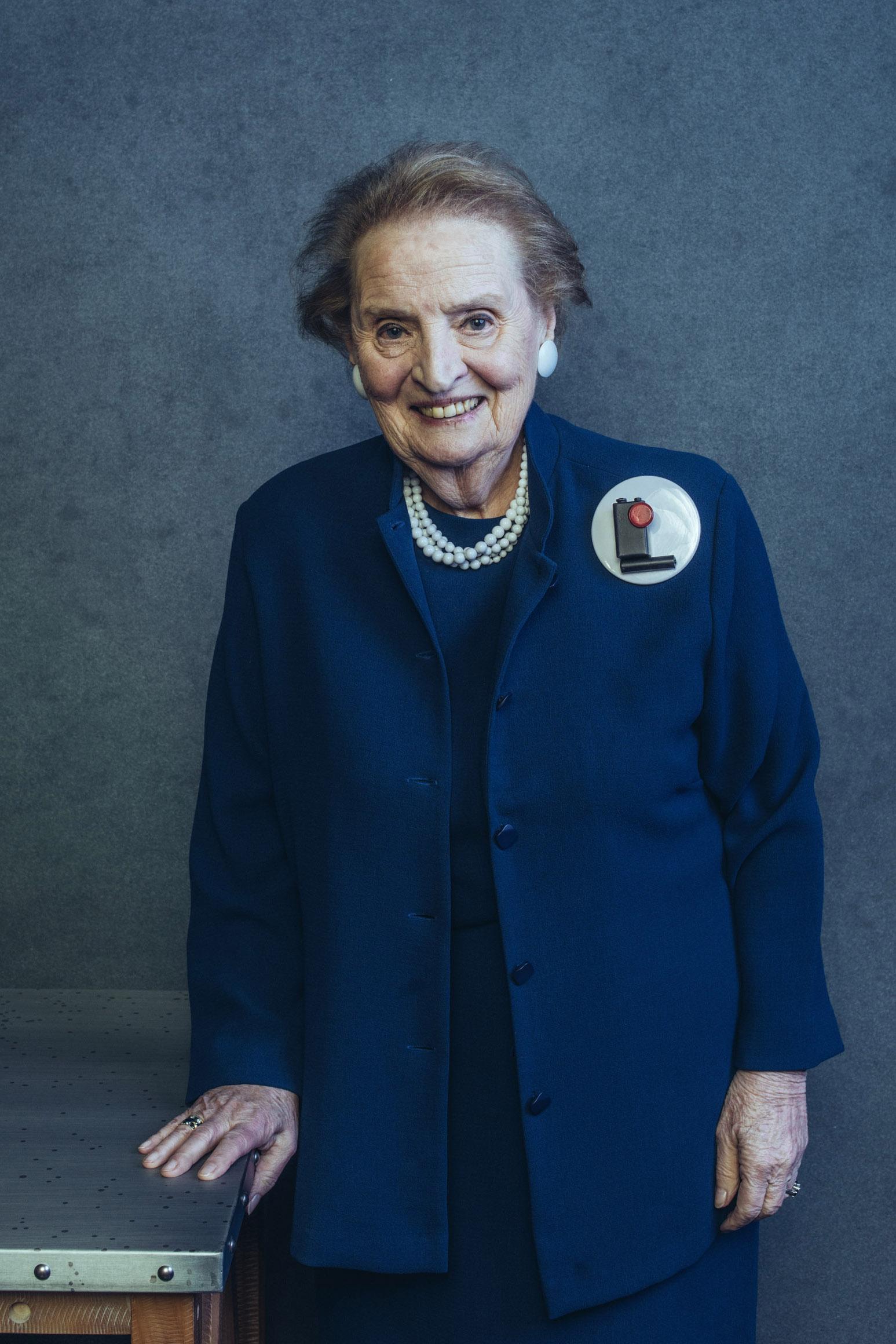 Former Secretary of State Madeline Albright