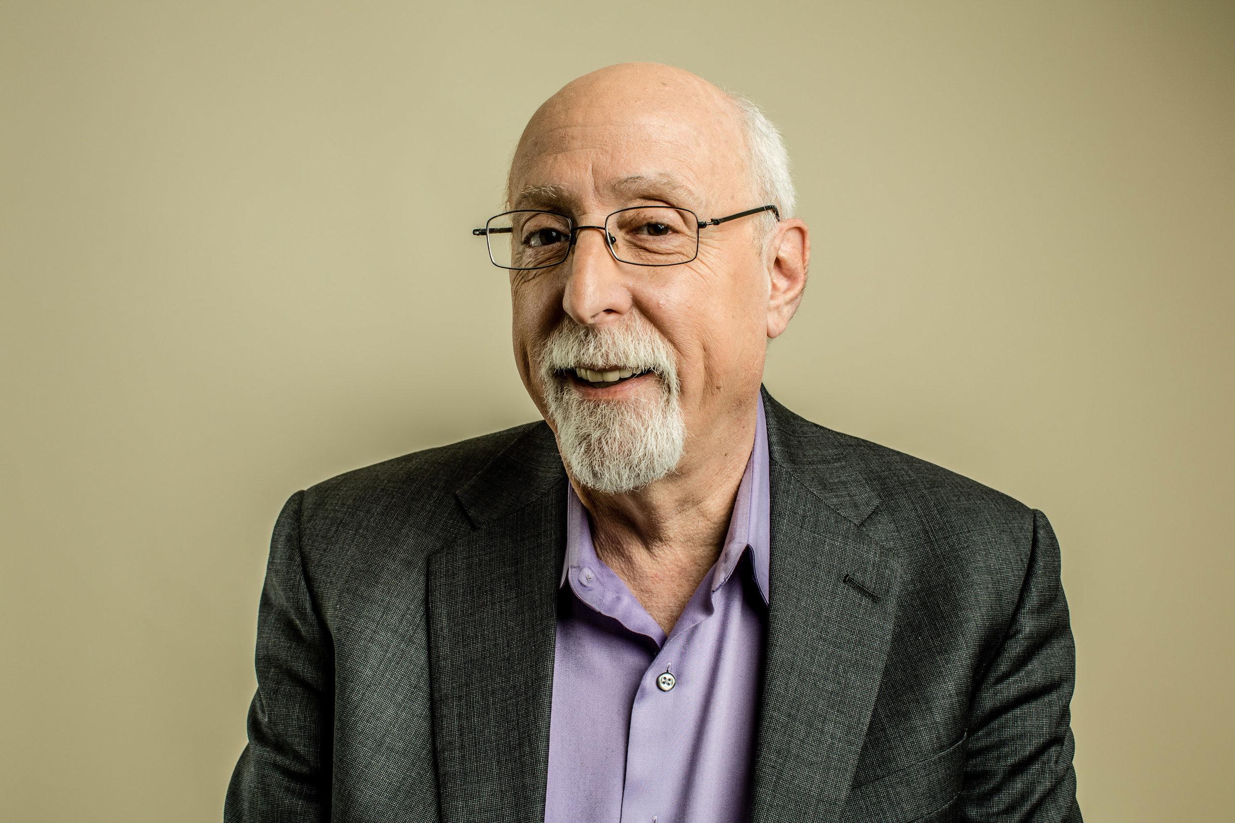 Tech journalist Walt Mossberg