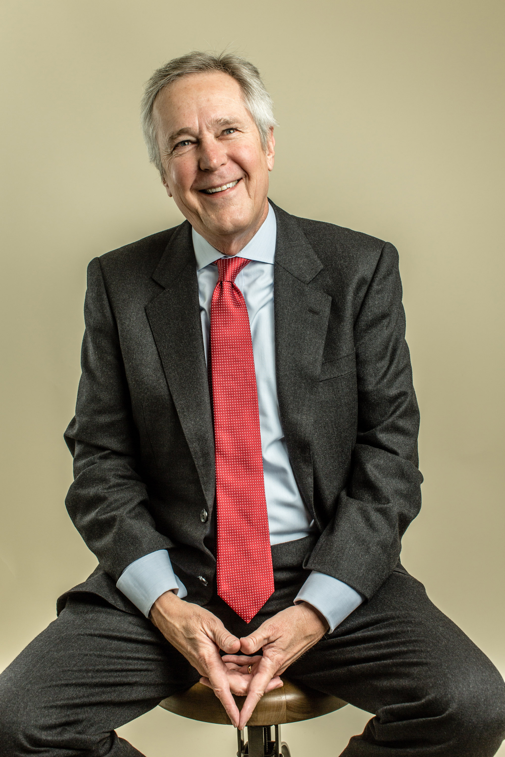 The Atlantic Monthly national correspondent James Fallows