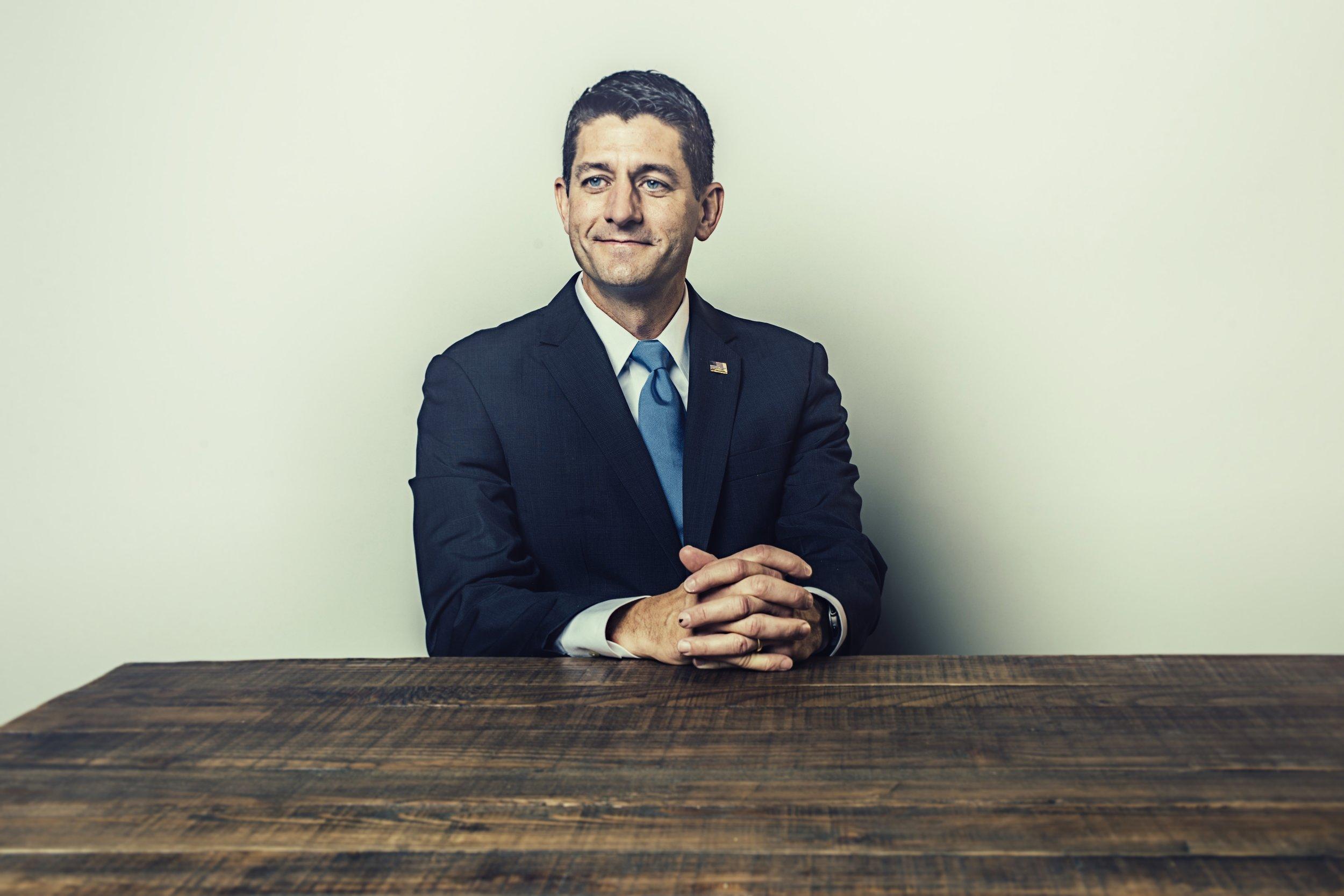 Senator Paul Ryan