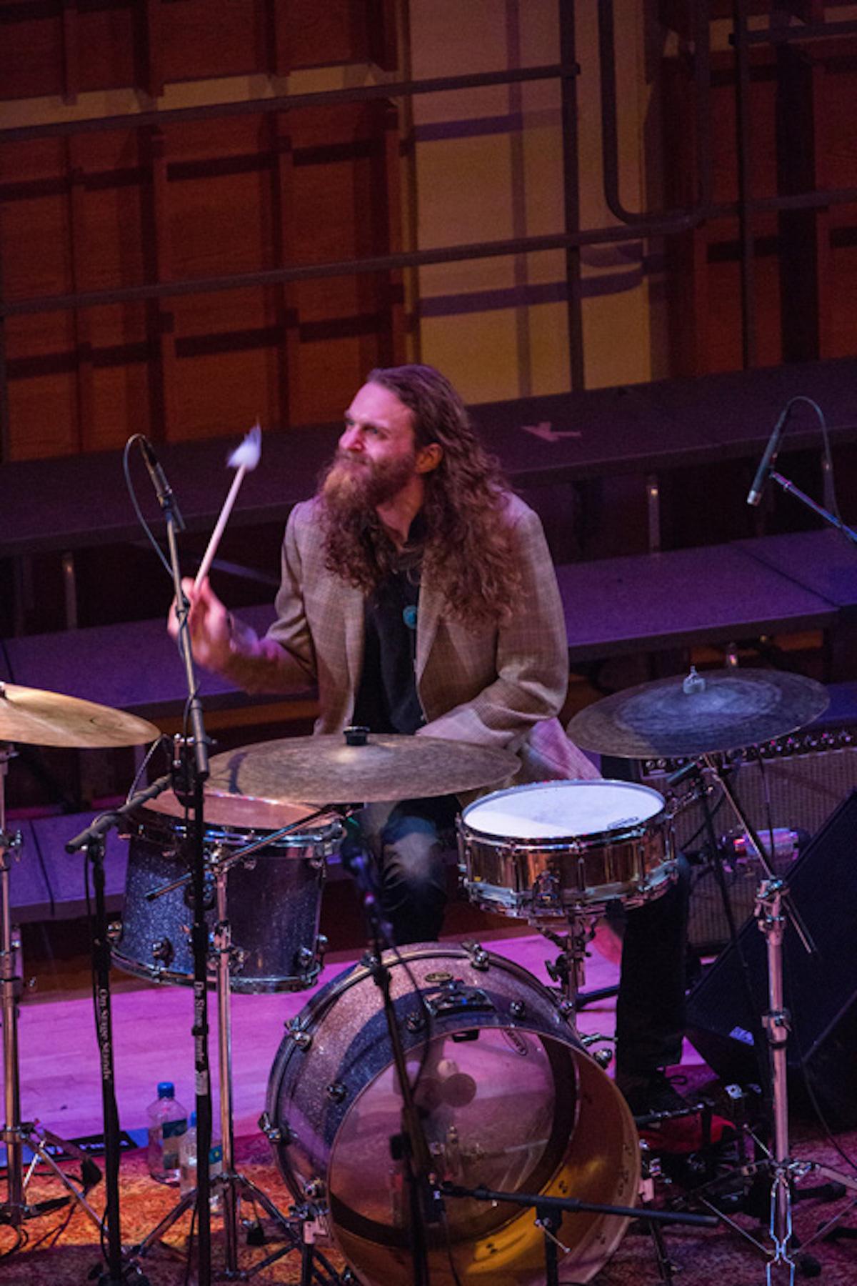 Colin Stetson played Ecstatic Music Festival w: Brooklyn Youth Chorus, Sarah Neufeld, Greg Fox - David Andrako.jpg