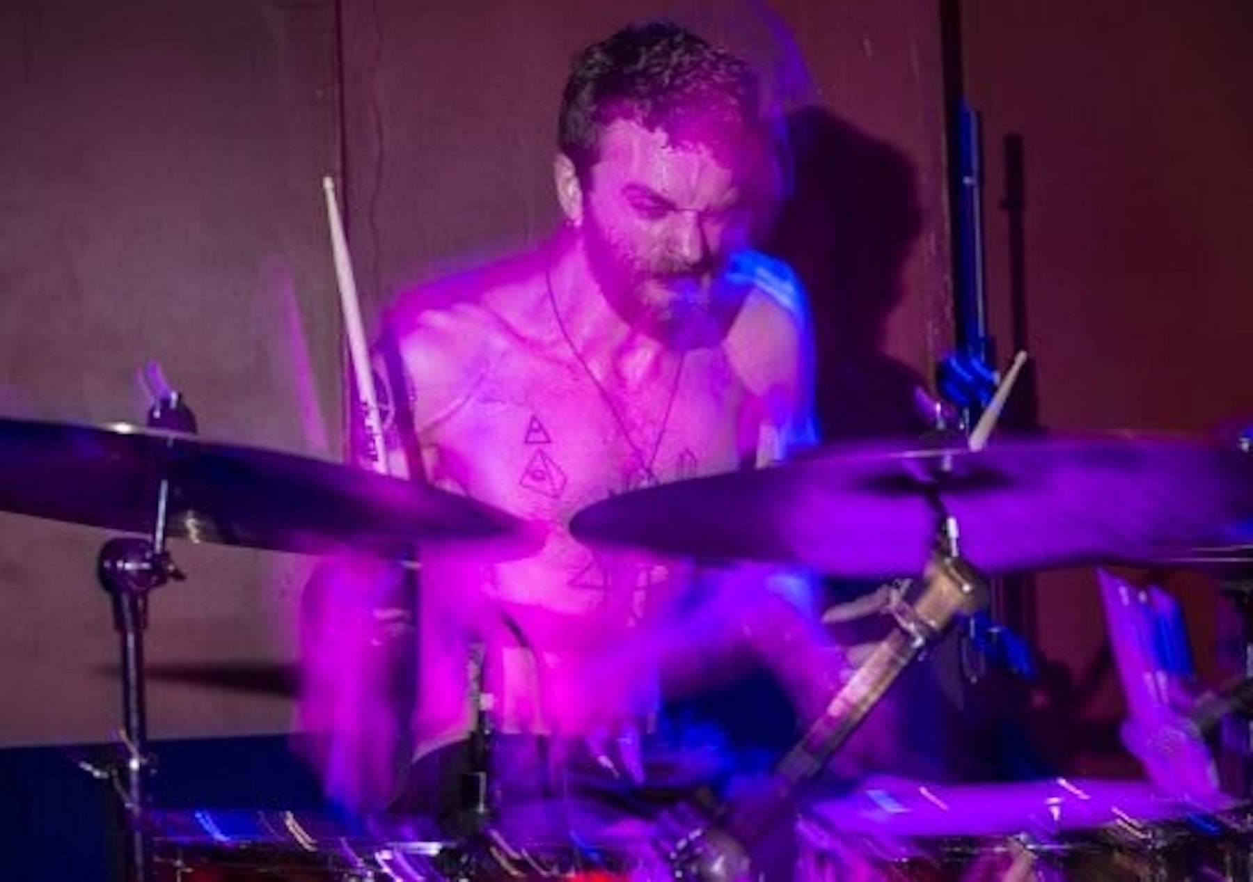 The Joy of Drumming, with Liturgy's Greg Fox, Washington Post - Jabin Botsford.jpg