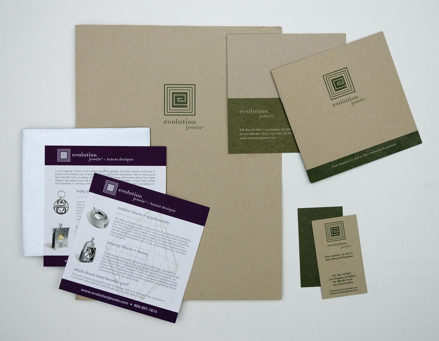 Brochure / folder /